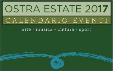 Calendario eventi Ostra Estate 2017