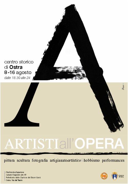 Artisti all'Opera 2015