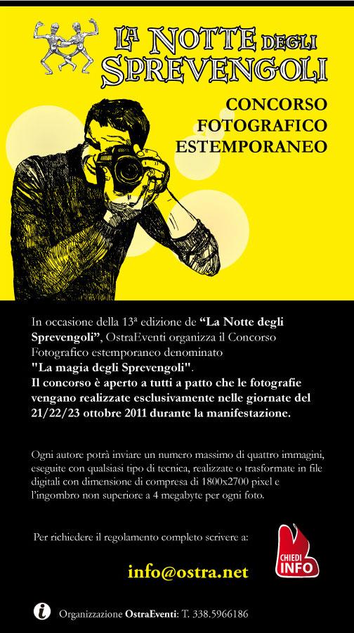 Concorso Fotografico Sprevengoli 2011