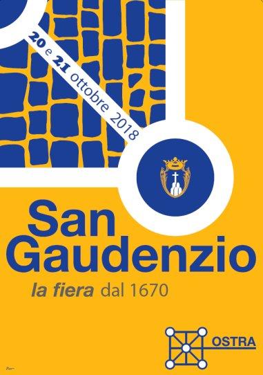 Fiera di San Gaudenzio 20 e 21 ottobre 2018