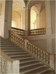 Interno palazzo ex.conventuali