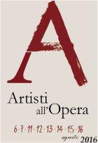 Artisti all'Opera 2016