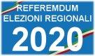 REFERENDUM COSTITUZIONALE - ELEZIONI REGIONALI 20-21 SETTEMBRE 2020